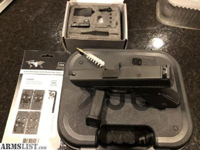 For Sale/Trade: Gen 4 G19 MOS w/ RMR