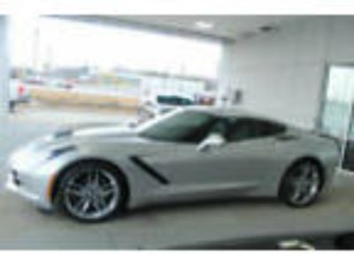 2019 Chevrolet Corvette 2dr Stingray Coupe w/2LT 2dr Stingray Coupe w/2LT New