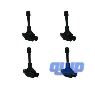 Find New 4 pcs Ignition Coil Fit Nissan Altima Sentra Cube Rogue UF-549 22448-ED000 motorcycle in Phoenix, Arizona, United States, for US $44.26