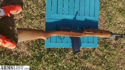 For Sale: Rasheed 7.62x39 semi auto carbine