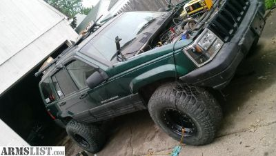 For Sale: Jeep for trade 3k