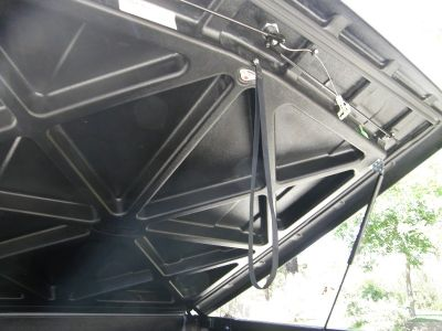Ford F150 truck bed cover