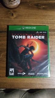 NEW Shadow of the Tomb Raider - Xbox One