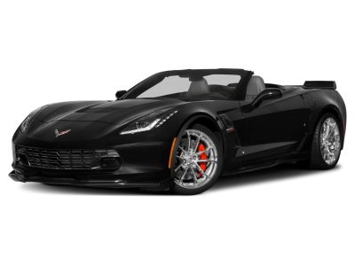 2019 Chevrolet Corvette Grand Sport (Orange)