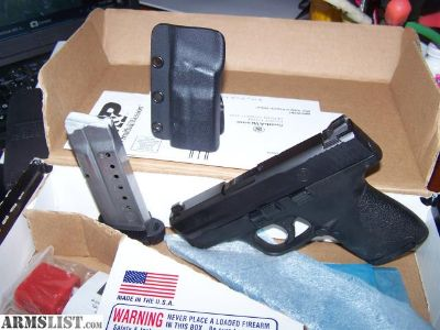 For Sale: m&p 9mm mib