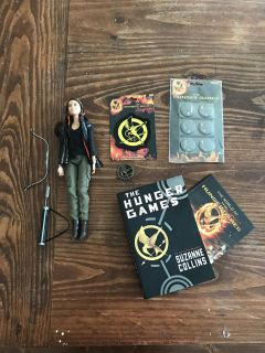 Hunger Game s fan collection ( Very Negotiable)