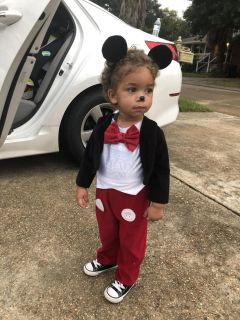Mickey Mouse outfit 2t