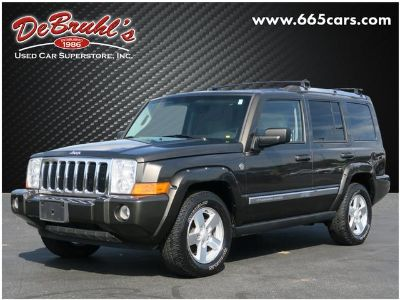 2006 Jeep Commander Limited (Tan)