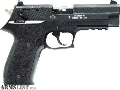"For Sale: SIG MOSQUITO .22LR 3.9"" AS 10RD BLACK R-GUNS IMPORT MARK<"