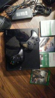 Xbox one gamed control
