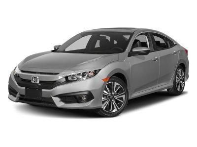 2017 Honda CIVIC SEDAN EX-L (White Orchid Pearl)