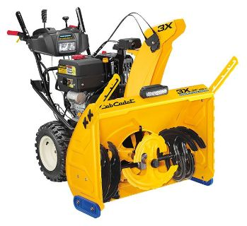2017 Cub Cadet 3X 34 in. Pro H Snowblowers Lawn & Garden Mandan, ND
