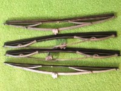 Early Ghia wiper blade replacement rubber blades