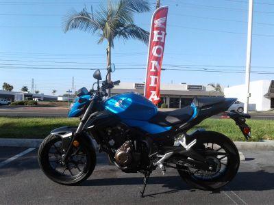 2018 Honda CB500F Street / Supermoto Motorcycles Orange, CA