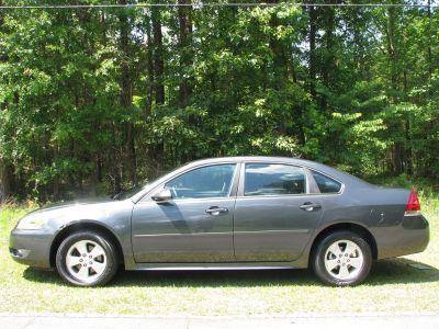 2011 Chevrolet Impala LT Fleet (Grey)