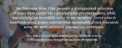 Best Online Wine Club | Napa Valley Wine Club | Precision Wine Company