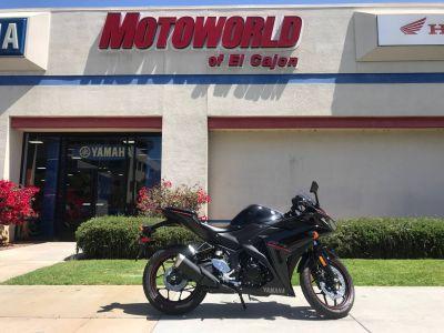 2018 Yamaha YZF-R3 ABS SuperSport Motorcycles EL Cajon, CA