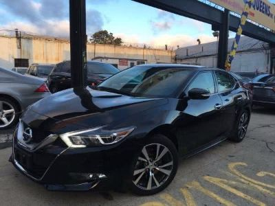 2017 Nissan Maxima SV 3.5L *Ltd Avail* (Bordeaux Black)