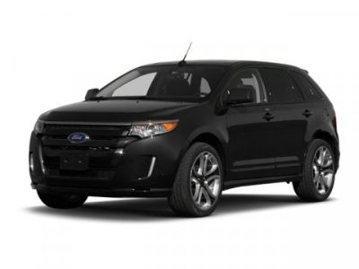 2013 Ford Edge Sport (Silver)