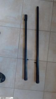 For Sale: Winchester Model 50 Multiple Barrels