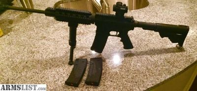 For Sale: DPMS panther AR-15 with case and accesories