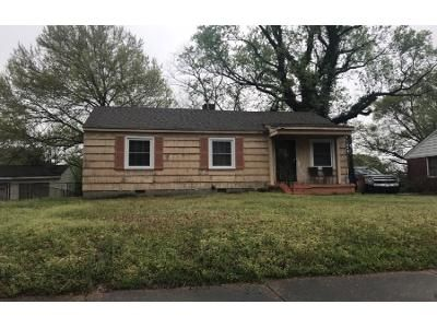 3 Bed 1 Bath Preforeclosure Property in Memphis, TN 38127 - Juliet Ave