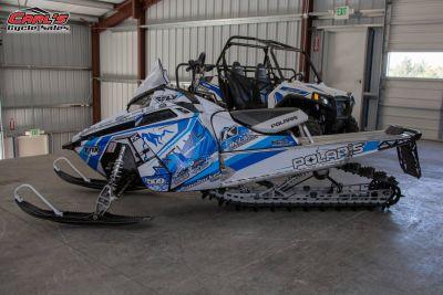 2014 Polaris 800 PRO-RMK 155 Mountain Snowmobiles Boise, ID