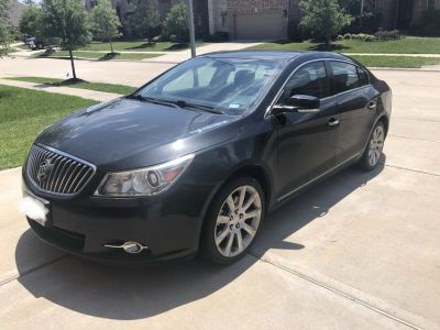 2013 Buick Lacrosse Touring Edition