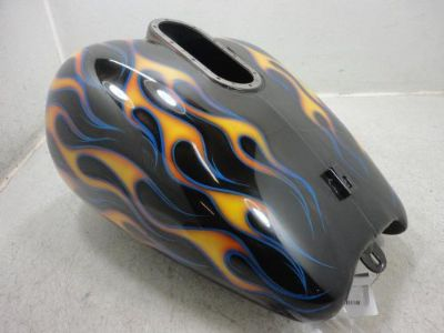 Purchase 00-02 Harley Davidson Touring FLH/TC/U/I FLTRI FLHTCI INJECTED FUEL GAS TANK motorcycle in Massillon, Ohio, United States, for US $329.95