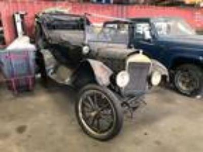 1918 American Motors Model A