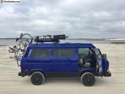 1990 Westfalia Full Camper Van