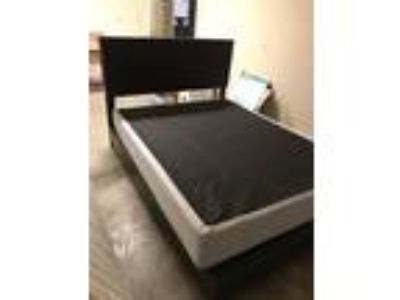 Used bed and Mattress for sale