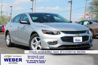 2018 Chevrolet Malibu LS (Silver Ice Metallic - Gray)
