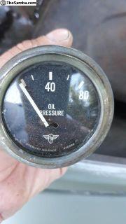 Stewart Warner gauge