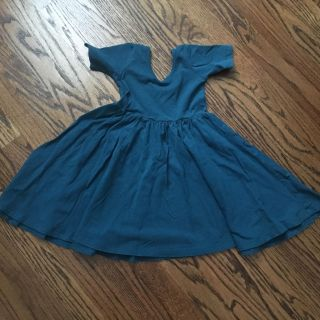 Alice and Ames ballet dress