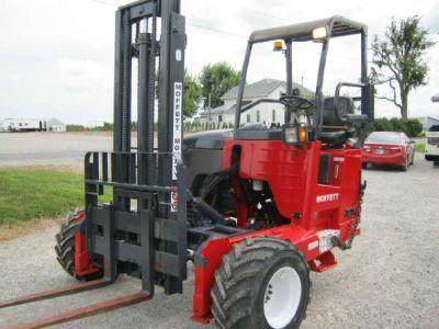 $29,900, 2012 Moffett M55