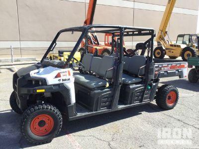 2015 Bobcat 3400XL 4x4 Utility Vehicle