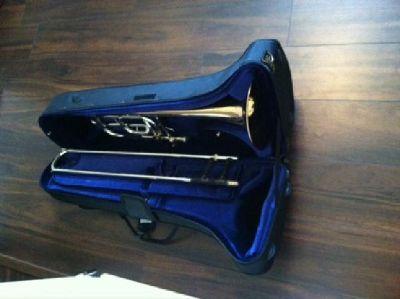 Vintage Olds P22 George Roberts Bass Trombone