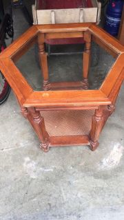 End Table ready for a refinishing
