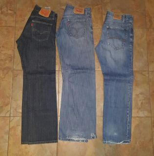 Men's Jeans Lot 29x30 *PRICE FOR ALL*