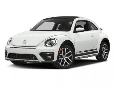 2018 Volkswagen Beetle Dune (Deep Black)
