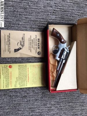 For Sale: RUGER Security Six S.S.