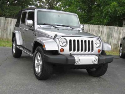 Used 2013 Jeep Wrangler Unlimited 4WD 4dr