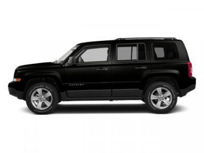 2014 Jeep Patriot Latitude (Black Clearcoat)