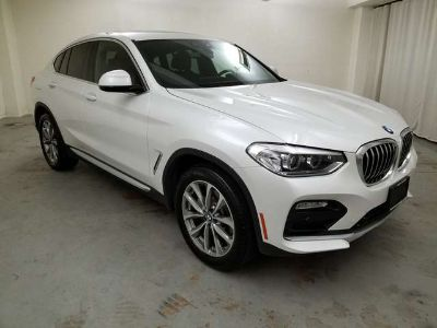 Used 2019 BMW X4 Sports Activity Coupe