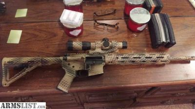 For Sale: Custom AR15