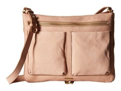 NEW: Fossil Piper Leather Crossbody