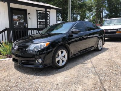 2014 Toyota Camry L (Black)
