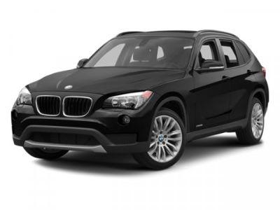 2014 BMW X1 xDrive28i (White)