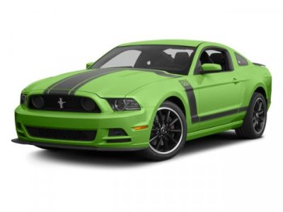 2013 Ford Mustang Boss 302 (Yellow)